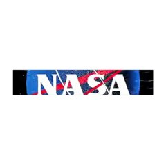 Nasa Logo Flano Scarf (mini) by Samandel