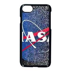 Nasa Logo Apple Iphone 7 Seamless Case (black) by Samandel