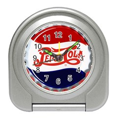 Pepsi Cola Cap Travel Alarm Clocks by Samandel