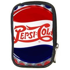 Pepsi Cola Cap Compact Camera Cases by Samandel