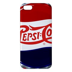 Pepsi Cola Cap Apple Iphone 5 Premium Hardshell Case
