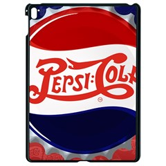 Pepsi Cola Cap Apple Ipad Pro 9 7   Black Seamless Case by Samandel