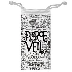 Pierce The Veil Music Band Group Fabric Art Cloth Poster Jewelry Bag by Samandel