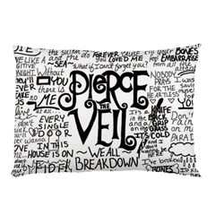 Pierce The Veil Music Band Group Fabric Art Cloth Poster Pillow Case by Samandel