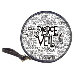 Pierce The Veil Music Band Group Fabric Art Cloth Poster Classic 20 Cd Wallets