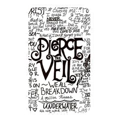 Pierce The Veil Music Band Group Fabric Art Cloth Poster Memory Card Reader by Samandel