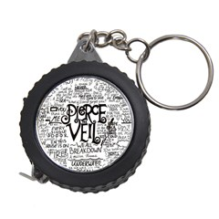 Pierce The Veil Music Band Group Fabric Art Cloth Poster Measuring Tape