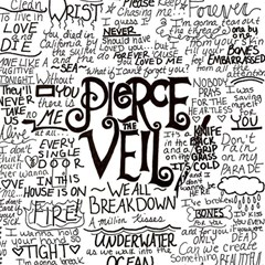 Pierce The Veil Music Band Group Fabric Art Cloth Poster Magic Photo Cubes by Samandel