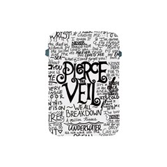 Pierce The Veil Music Band Group Fabric Art Cloth Poster Apple Ipad Mini Protective Soft Cases by Samandel