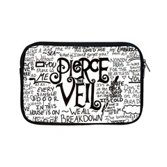 Pierce The Veil Music Band Group Fabric Art Cloth Poster Apple Ipad Mini Zipper Cases by Samandel