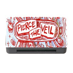 Pierce The Veil  Misadventures Album Cover Memory Card Reader With Cf by Samandel