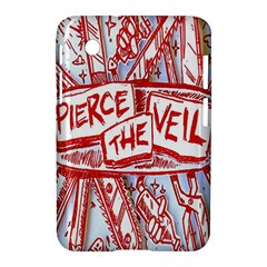 Pierce The Veil  Misadventures Album Cover Samsung Galaxy Tab 2 (7 ) P3100 Hardshell Case  by Samandel