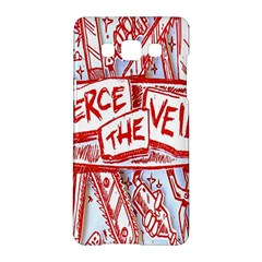 Pierce The Veil  Misadventures Album Cover Samsung Galaxy A5 Hardshell Case  by Samandel