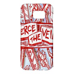 Pierce The Veil  Misadventures Album Cover Samsung Galaxy S7 Edge Hardshell Case by Samandel