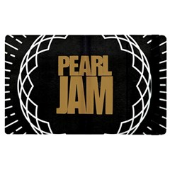 Pearl Jam Logo Apple Ipad Pro 9 7   Flip Case