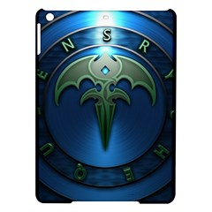 Queensryche Heavy Metal Hard Rock Bands Ipad Air Hardshell Cases by Samandel