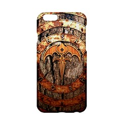 Queensryche Heavy Metal Hard Rock Bands Logo On Wood Apple Iphone 6/6s Hardshell Case by Samandel