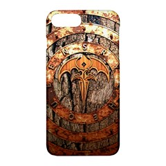 Queensryche Heavy Metal Hard Rock Bands Logo On Wood Apple Iphone 7 Plus Hardshell Case