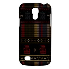 Tardis Doctor Who Ugly Holiday Galaxy S4 Mini