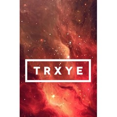 Trxye Galaxy Nebula 5 5  X 8 5  Notebooks by Samandel