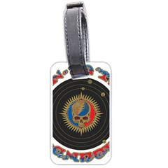 The Grateful Dead Luggage Tags (one Side)