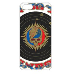 The Grateful Dead Apple Iphone 5 Seamless Case (white)