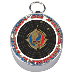 The Grateful Dead Silver Compasses