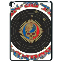 The Grateful Dead Apple Ipad Pro 9 7   Black Seamless Case by Samandel