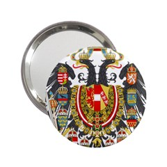 Imperial Coat Of Arms Of Austria Hungary  2 25  Handbag Mirrors