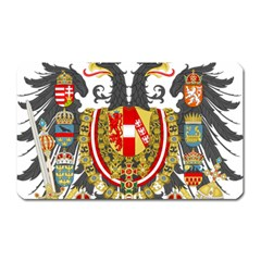 Imperial Coat Of Arms Of Austria Hungary  Magnet (rectangular)