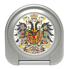Imperial Coat Of Arms Of Austria Hungary  Travel Alarm Clocks