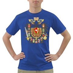 Imperial Coat Of Arms Of Austria Hungary  Dark T Shirt