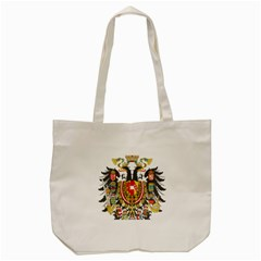 Imperial Coat Of Arms Of Austria Hungary  Tote Bag (cream)