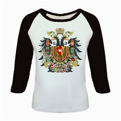 Imperial Coat Of Arms Of Austria Hungary  Kids Baseball Jerseys