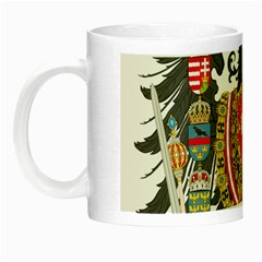 Imperial Coat Of Arms Of Austria Hungary  Night Luminous Mugs