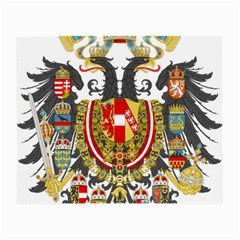 Imperial Coat Of Arms Of Austria Hungary  Small Glasses Cloth