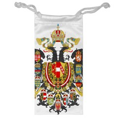 Imperial Coat Of Arms Of Austria Hungary  Jewelry Bag
