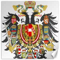 Imperial Coat Of Arms Of Austria Hungary  Canvas 16  X 16