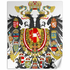 Imperial Coat Of Arms Of Austria Hungary  Canvas 16  X 20