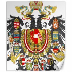 Imperial Coat Of Arms Of Austria Hungary  Canvas 20  X 24