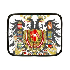 Imperial Coat Of Arms Of Austria Hungary  Netbook Case (small)