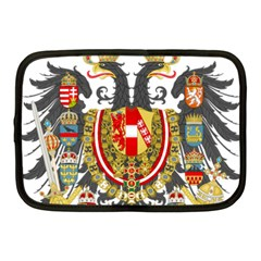 Imperial Coat Of Arms Of Austria Hungary  Netbook Case (medium)
