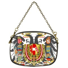 Imperial Coat Of Arms Of Austria Hungary  Chain Purses (one Side)