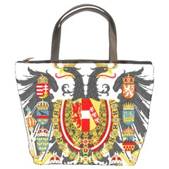Imperial Coat Of Arms Of Austria Hungary  Bucket Bags