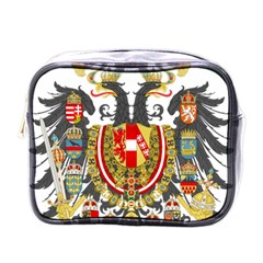 Imperial Coat Of Arms Of Austria Hungary  Mini Toiletries Bags