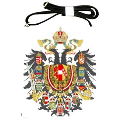 Imperial Coat Of Arms Of Austria Hungary  Shoulder Sling Bags