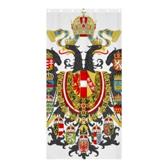 Imperial Coat Of Arms Of Austria Hungary  Shower Curtain 36  X 72  (stall)