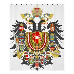 Imperial Coat Of Arms Of Austria Hungary  Shower Curtain 60  X 72  (medium)