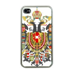 Imperial Coat Of Arms Of Austria Hungary  Apple Iphone 4 Case (clear)