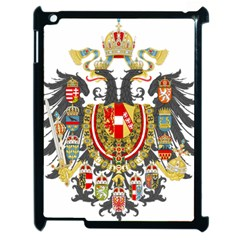 Imperial Coat Of Arms Of Austria Hungary  Apple Ipad 2 Case (black)